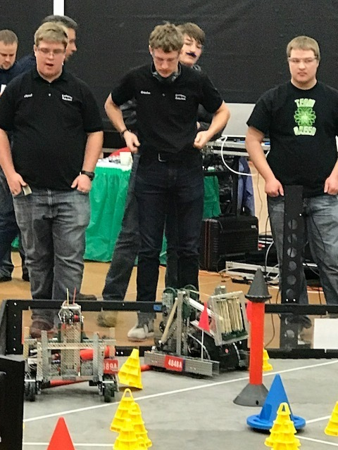 Kickapoo Robotics Team